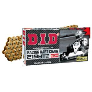 DID 219HTZ SDH G&G レーシングカート用チェーン|star5