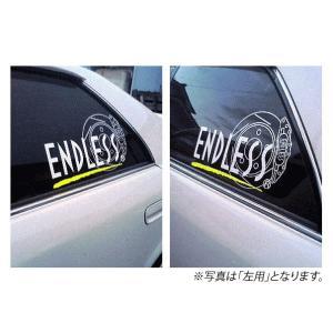 ENDLESS(エンドレス) デモカーステッカー|star5