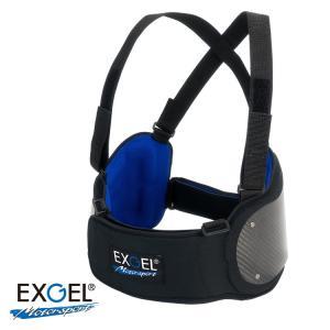 EXGEL エクスジェル  リブプロテクター ドライカーボンベスト17Lite レーシングカート用|star5