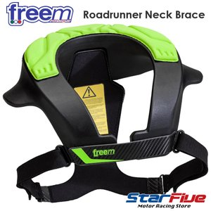 freem フリーム ネックサポートブレース ROAD RUNNER (ロードランナー) キッズ・ジュニアサイズ|star5