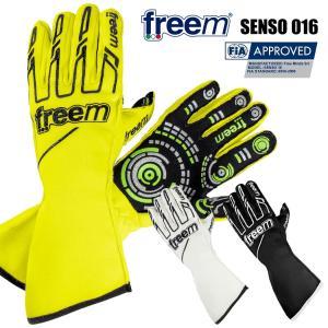 freem フリーム レーシンググローブ 4輪用 Senso 016 FIA 8856-2000公認|star5
