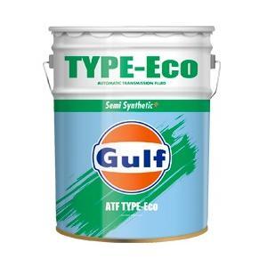 ガルフ ATF タイプエコ 20L 半化学合成油 Gulf オートマオイル|star5