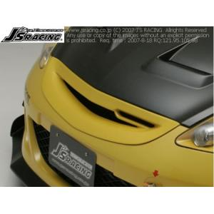 J'S RACING ジェイズレーシング  フィット GD用 フロントスポーツグリル タイプS|star5