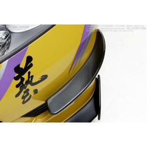 J'S RACING ジェイズレーシング フィット GE8/9前期型専用 カーボンカナード タイプS|star5