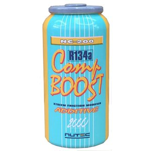 ニューテック NC-200 エアコンプレッサーオイル添加剤 COMP BOOST(コンプブースト)NUTEC|star5
