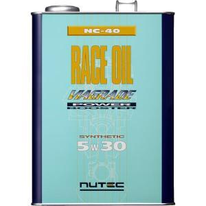 NUTEC ニューテック エンジンオイル NC-40 5W-30 4,000ml|star5