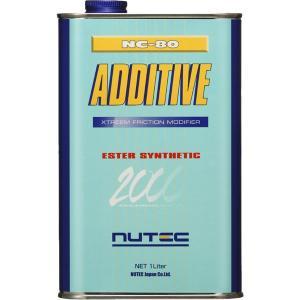 ニューテック エンジンオイル添加剤 NC-80 1000ml NUTEC|star5