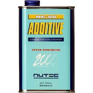 NUTEC ニューテック  エンジンオイル添加剤 NC-80 500ml|star5