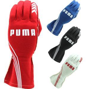 プーマ レーシンググローブ 4輪用 外縫い PODIO/ポディオ FIA8856-2000公認 PUMA(生産終了モデル)|star5