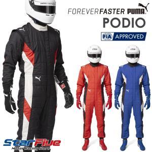プーマ レーシングスーツ 4輪用 PODIO(ポディオ)FIA8856-2000公認 PUMA|star5