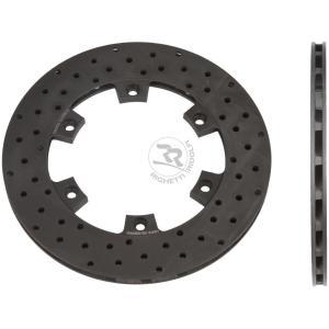ディスク ベンチレ ーテッド(ドリルド) 210mm/12mm レーシングカートパーツ|star5