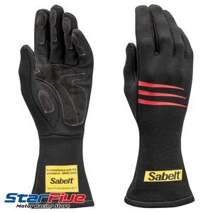 Sabelt/サベルト レーシンググローブ CHALLENGE TG-3 FIA2000公認|star5|02