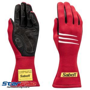 Sabelt/サベルト レーシンググローブ CHALLENGE TG-3 FIA2000公認|star5|03