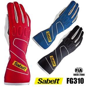 サベルト レーシンググローブ FG310 FIA2000公認|star5