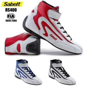 Sabelt サベルト レーシングシューズ RS400 FIA2000公認|star5