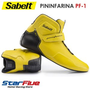 サベルト ドライビングシューズ ピニンファリーナ PF-1 Sabelt PININFARINA star5
