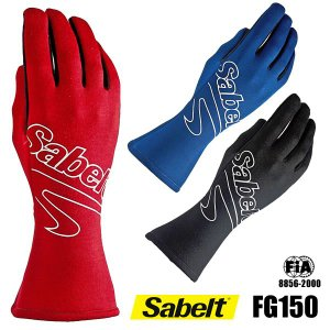 サベルト レーシンググローブ FG150 FIA2000公認|star5