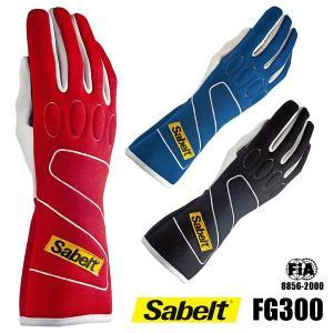 サベルト レーシンググローブ FG300 FIA2000公認|star5