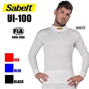 サベルト アンダーウェア UI-100 長袖シャツ FIA2000公認|star5
