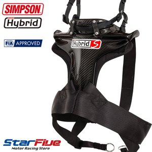 シンプソン ハイブリッド エス FHRデバイス FIA 8858-2018公認 SIMPSON Hybrid S star5