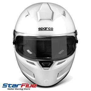 スパルコ ヘルメット エアプロRF-5W ホワイト 四輪用 FIA8859-2010公認|star5|02