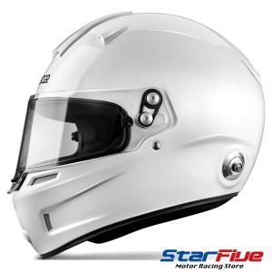 スパルコ ヘルメット エアプロRF-5W ホワイト 四輪用 FIA8859-2010公認|star5|03