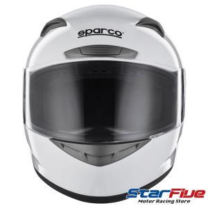 スパルコ ヘルメット Club X1 ホワイト Sparco|star5|02