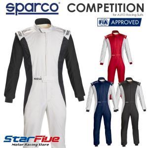 スパルコ レーシングスーツ 4輪用 COMPETITION R556 コンペティション FIA公認 Sparco|star5