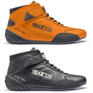 スパルコ レーシングシューズ 4輪用 クロスRB7+ FIA8856-2000公認 (生産終了モデル)|star5