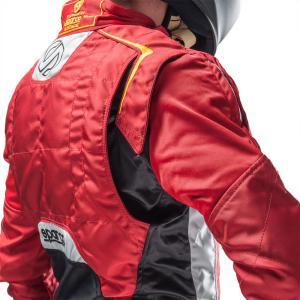 スパルコ レーシングスーツ カート用 エルゴ7(生産終了モデル)|star5|06