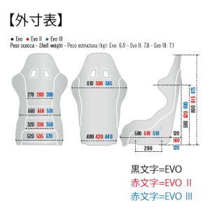 スパルコ バケットシート EVO RS(エボ) レッド ファイバー FIA公認(30脚限定生産 復刻カラー)|star5|04