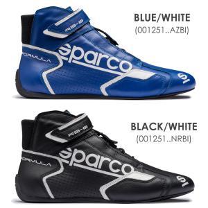 スパルコ レーシングシューズ 4輪用 FORMULA RB-8.1 FIA8856-2000公認 2018年モデル (サイズ交換サービス)|star5|03