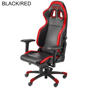 スパルコ ゲーミングチェア GRIP オフィスチェア リクライニング バケットシート 座椅子 耐荷重100kg Sparco|star5|02