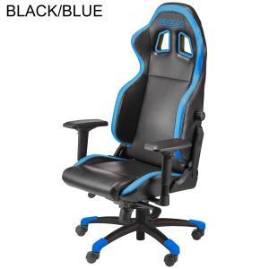 スパルコ ゲーミングチェア GRIP オフィスチェア リクライニング バケットシート 座椅子 耐荷重100kg Sparco|star5|03