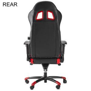スパルコ ゲーミングチェア GRIP オフィスチェア リクライニング バケットシート 座椅子 耐荷重100kg Sparco|star5|08