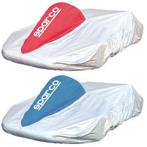 スパルコ レーシングカートカバー|star5