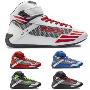 Sparco スパルコ レーシングシューズ カート用 マーキュリー KB3(生産終了モデル)|star5