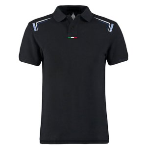 スパルコ ポロシャツ SKID ブラック|star5