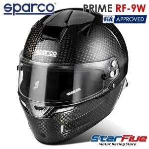 スパルコ ヘルメット プライムRF-9W カーボン 四輪用 FIA8860-2010公認|star5