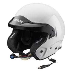 スパルコ ヘルメット プロRJ-3i オープンジェット FIA8859-2015公認|star5