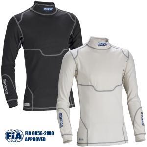 Sparco スパルコ アンダーウェア 長袖シャツ PROTECH RW-7(プロテック) FIA2000公認(生産終了モデル)|star5