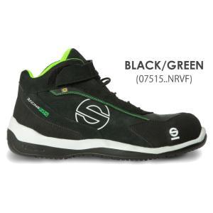 スパルコ セーフティーシューズ(安全靴)RACING EVO S3|star5|02