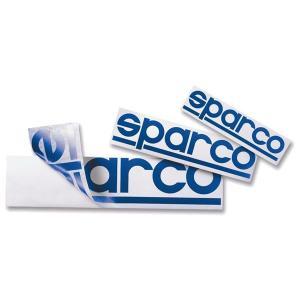 Sparco スパルコ ロゴステッカー 抜き文字 Lサイズ|star5