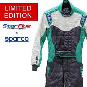 スパルコ レーシングスーツ 4輪用 Star5 LIMITED EDITION Type-P FIA2000公認|star5
