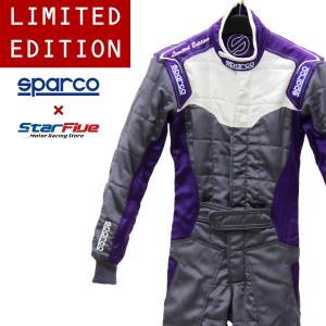 スパルコ レーシングスーツ 4輪用 Star5 LIMITED EDITION  FIA2000公認|star5