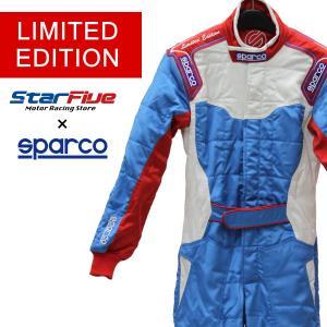 スパルコ レーシングスーツ 4輪用 Star5 LIMITED EDITION Type-A FIA2000公認|star5