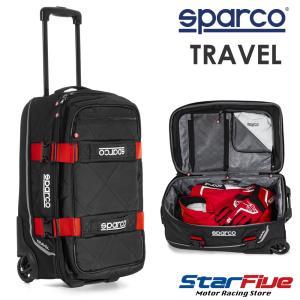 スパルコ キャリーバッグ TRAVEL (トラベル) Sparco star5