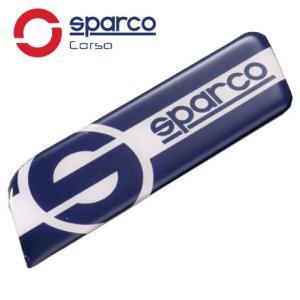 Sparco CORSA(スパルコ コルサ) 3Dエンブレムステッカー Sマーク|star5
