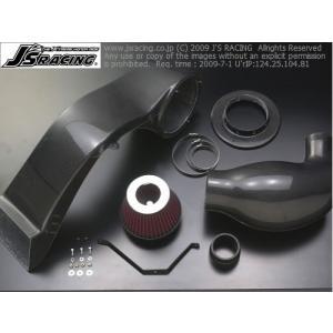 ジェイズレーシング つちのこエアインテークシステム S2000 AP1用 カーボン|star5