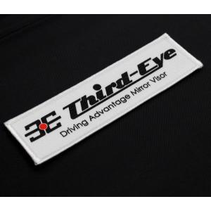 Third-Eye(サードアイ) エンブレムワッペン 4×14cm|star5